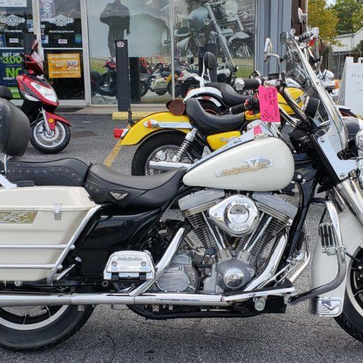 1997 Harley-Davidson FLHP-Police
