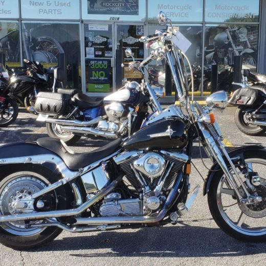 1992 HD FXSTS Springer Softail