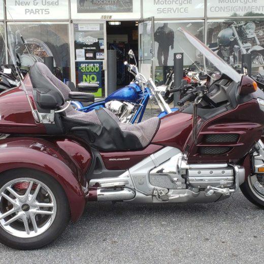 2006 Honda Gold Wing GL1800 CSC Trike