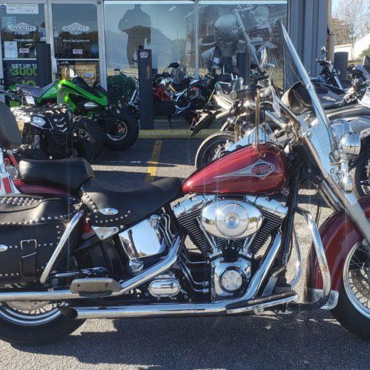 2000 Harley-Davidson Heritage Softail Classic FLSTC
