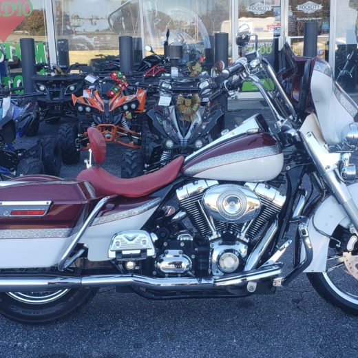 2007 Harley-Davidson FLHX Road King