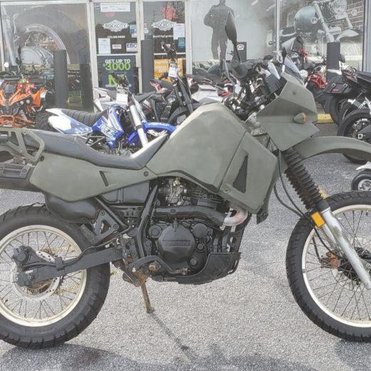 1996 Kawasaki KLR650