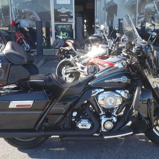 2007 Harley-Davidson FLHTCU Ultra Classic Electra Glide