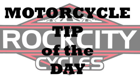 ROCK CITY CYCLES / ABATE of GA #D5CrewGA Motorcycle Tip of the Day – 3/23/19