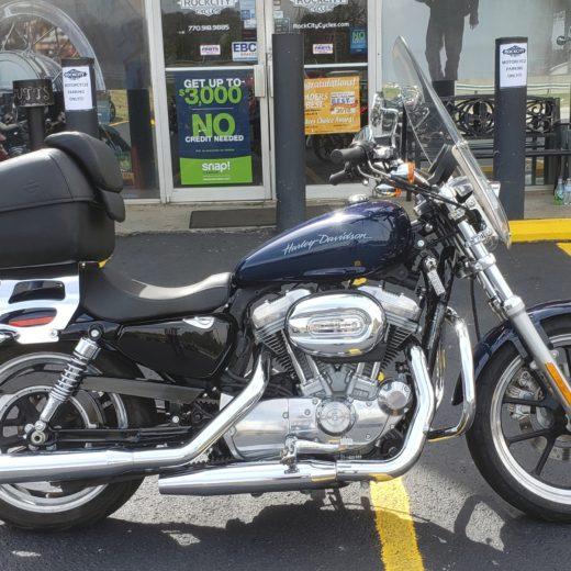 2013 Harley-Davidson XL883L
