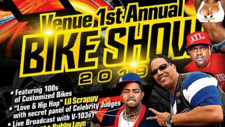 Venue 1st Annual Bike Show 2019 sponsored by Rock City Cycles